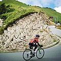 單車上武嶺