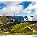 百岳紀錄 - 合歡山主峰