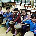 蓬萊國小擊樂社團(歷史照片)