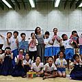 蓬萊國小擊樂社團103學年 第二學期 期末同樂