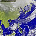 2012年衛星雲圖