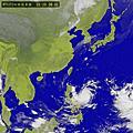 2013年衛星雲圖