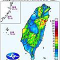 2015年雨量預測