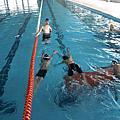 101年三鄉鎮游泳教學