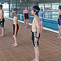100年99學年度第二學期學生游泳教學