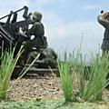 四聯砲地台製作