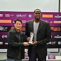 菲立斯獲SBL當月MVP記者會20120117