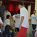 2013達欣虎籃球夏令營DAY 1