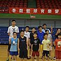 臺北市暑期籃球育樂營IJ梯
