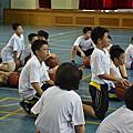 2014達欣虎籃球夏令營DAY 1-上午班