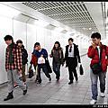 棉花糖 環島旅人計劃 第七站終場 - 台北 海邊的卡夫卡