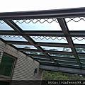 朔鋁板--遮陽雨遮&玻璃屋