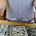 媽媽配眼鏡