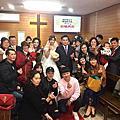 2018年1月13日謝仕傑結婚典禮
