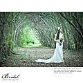 ❤♡ 輕 ❤♡ 森林系單人婚紗
