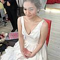 風格婚紗造型 joyce