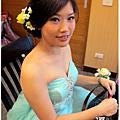 【逼群】訂婚超美鮮花造型