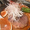 [2011日本 北海道]元祖拉麵橫丁 四代目 とらや食堂