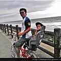 南寮17公里海岸線