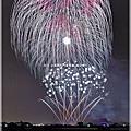 2014 台南鹿耳門聖母廟 高空煙火