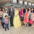 黃喬永結婚照片