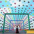 台南 西拉雅玩水酷 烏山頭水漾風車嘉年華