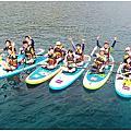 宜蘭SUP立槳衝浪