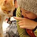 2010.12.24孟孟與貓