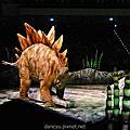 100904 小巨蛋「與恐龍共舞」