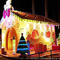 屋莎鬆餅+台中新光三越聖誕Kitty