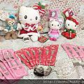 2017.聖誕Kitty小物&午茶篇PART2