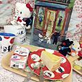 法國Caspard & Lisa+ Kitty聯名款.午茶