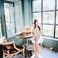 台中~in's cafe 超有質感精品咖啡屋