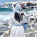 希臘~藍白 米克諾斯