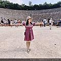 DAY7 克里特島~柯林斯地狹+邁錫尼宮殿遺址+納夫普利翁+埃皮道洛斯圓形劇場