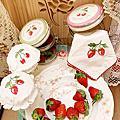 草莓季+無花果