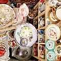 歐洲皇家情侶骨瓷杯盤~收藏