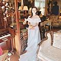 古董婚紗紀錄~11年結婚紀念