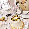 Wedgwood下午茶+台中.糕糕甜點