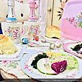 七夕Isabelle Rose下午茶