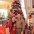 2012。秀鳳阿姨家。過龍年