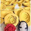 《玫瑰蛋糕棒》課程學生作品與上課花絮