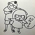 孕期日記-手繪日子