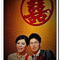 1206 明哲 ♥ 宜君 (結婚)