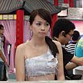 上海電玩展美女