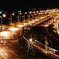 嘉義布袋的海港大道