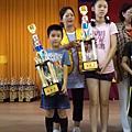 2012 07/01 第四屆鳳凰獅子會盃圍棋邀請賽 比賽成績