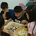 蔡老師暑假圍棋課照片
