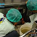 醫療大樓廚房 空調清潔保養