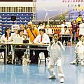 縣長盃太極拳錦標賽 彰化縣立體育館開賽